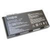 utángyártott Medion Erazer MD97783, MD97831 Laptop akkumulátor - 6600mAh (11.1V Fekete)