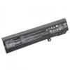 utángyártott MSI GL72-6QFi78H11, GP62 Laptop akkumulátor - 4730mAh (10.86V Fekete)
