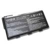 utángyártott MSI MS-1731, MS-1734 Laptop akkumulátor - 6600mAh (11.1V Fekete)