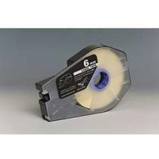 Utángyártott öntapadó papírszalag Canon M-1 Std/M-1 Pro, 6mm x 30m, kazetta, fehér nyomtató kellék