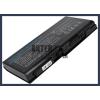 utángyártott Qosmio X500 X505 Satellite P500 P505 Series PA3729U-1BAS 4400mAh 6 cella notebook/laptop akku/akkumulátor utángyártott