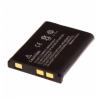 utángyártott Rollei Compactline 360TS, 370TS, 390SE akkumulátor - 700mAh