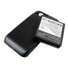 utángyártott Samsung Galaxy S Advance / GT-i9070 akkumulátor + Akkufedél - 2200mAh