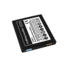 utángyártott Samsung Galaxy W / i8150 akkumulátor - 1000mAh