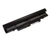utángyártott Samsung N250, N250P, N250 Plus fekete Laptop akkumulátor - 4400mAh