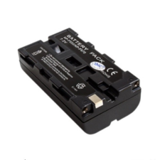 utángyártott Sony CCD-TR18 / CCD-TR18E / CCD-TR51 akkumulátor - 2300mAh sony videókamera akkumulátor