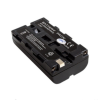 utángyártott Sony CCD-TR315 / CCD-TR315E / CCD-TR317 akkumulátor - 2300mAh