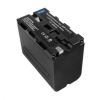 utángyártott Sony NP-F930 / NP-F930B / NP-F950 akkumulátor - 6600mAh