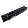 utángyártott Sony Vaio VGN-FS52B, VGN-FS53B Laptop akkumulátor - 4400mAh