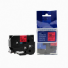 Utángyártott szalag Brother TZ-461 / TZe-461, 36mm x 8m, fekete nyomtatás / piros alapon