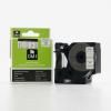 Utángyártott szalag Dymo 53710, S0720920, 24mm x 7m, fekete nyomtatás / átlátszó alapon
