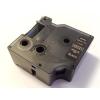 Utángyártott szalag Dymo 53721, 24mm x 7m fehér nyomtatás / fekete alapon
