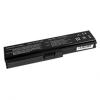 utángyártott Toshiba Satellite A660-1FM, A660-1H6 Laptop akkumulátor - 4400mAh