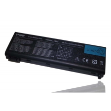 utángyártott Toshiba Satellite L100-120, L100-121 Laptop akkumulátor - 2200mAh (14.4V Fekete) toshiba notebook akkumulátor