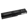 utángyártott Toshiba Satellite L655-S5083, L655-S5096 Laptop akkumulátor - 4400mAh