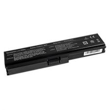 utángyártott Toshiba Satellite L655D-S5076BN, L655D-S5076RD Laptop akkumulátor - 4400mAh toshiba notebook akkumulátor