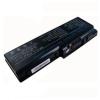 utángyártott Toshiba Satellite P205-S6267 / P205-S6277 Laptop akkumulátor - 6600mAh