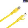 UTP kábel CAT5E sárga 1m
