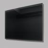 Üveg infrapanel GR 500 Fekete (500W)
