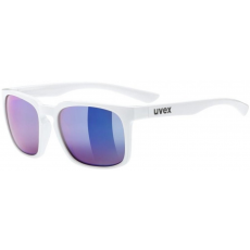 Uvex LGL 35 CV White-Colorvision Mirror Blue Outdoor S3