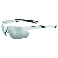 Uvex Sportstyle 221 White-Litemirror Silver S3