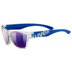 Uvex Sportstyle 508 Clear Blue-Mirror Blue S3