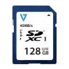 V7 SD CARD 128GB V7 CL10 45MB/s (EMP-298055)