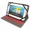 V7 Univ Slim Folio Case 8' Piros (TUC-8-RED-14E)