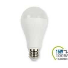 V-TAC 15W E27 A65 LED izzó - Hideg fehér izzó