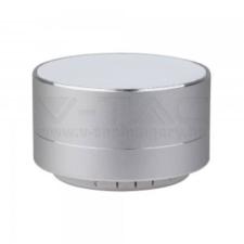 V-tac Bluetooth hangszóró 3W 400mAh - ezüst - 7713 hangszóró