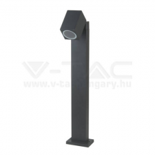 V-tac GU10 falra szerelhető, állítható fej alumínium 1 irányú IP44 - 7554 kültéri világítás