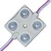 V-tac LED modul 1.44 Watt (2835x4/150°/IP68) - Kék
