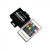 V-tac Mini rádiós vezérlő RGB LED szalaghoz - 3340