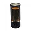 V-tac V-TAC Bluetooth hangszóró Cage, akkus USB asztali lámpa (2x3W) fekete