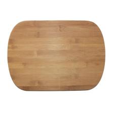 . Vágódeszka,  bambusz, 34x24 cm konyhai eszköz