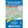 Val Senales - Schinalstal Naturo - Naturns térkép - 004 Tabacco