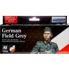 Vallejo German Field Grey Uniform festék szett Vallejo 70181