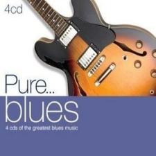 VÁLOGATÁS - Pure…Blues / 4cd / CD filmzene