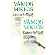 Vámos Miklós KEDVES KOLLÉGÁK 1-2. publicisztika