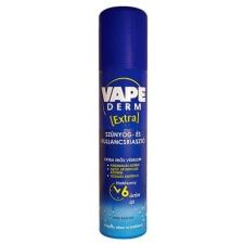 VAPE Derm Extra szúnyog- és kullancsriasztó száraz aeroszol 100ml riasztószer
