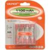 VAPEX 4VTE1100AAA 4db AAA akkumlátor