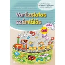 Varázslatos számlálás ovi 4-6 éveseknek gyermek- és ifjúsági könyv