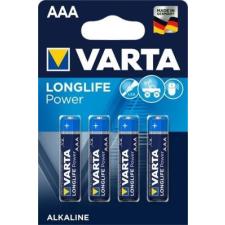 Varta Elem mikro Varta `Longlife Power` AAA 4-es világítás