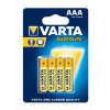 Varta Superlife AAA 4db elem