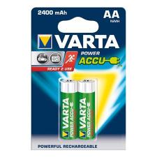 """Varta Tölthető elem, AA ceruza, 2x2400 mAh, előtöltött,  """"Power Accu"""" tölthető elem"""