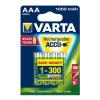 """Varta Tölthető elem, AAA mikro, 4x1000 mAh, VARTA """"Professional Accu"""""""