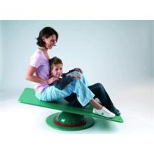 Varussell levegős egyensúlyozó ágy készségfejlesztő