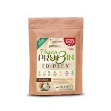 Vegan PROT3IN TRIPLEX – kókusz / Komplex növényi fehérje (protein) 540 g táplálékkiegészítő