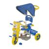 Vegatoys Macis fedeles tricikli, kék-sárga