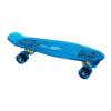 Vegatoys Világító penny board gördeszka, kék